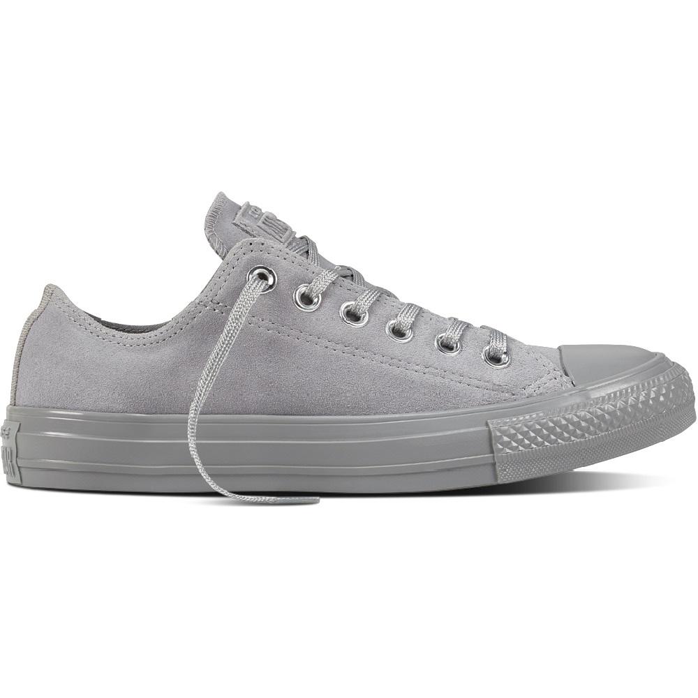 Converse Chuck Taylor All Star Sneaker Damen Schuhe grau