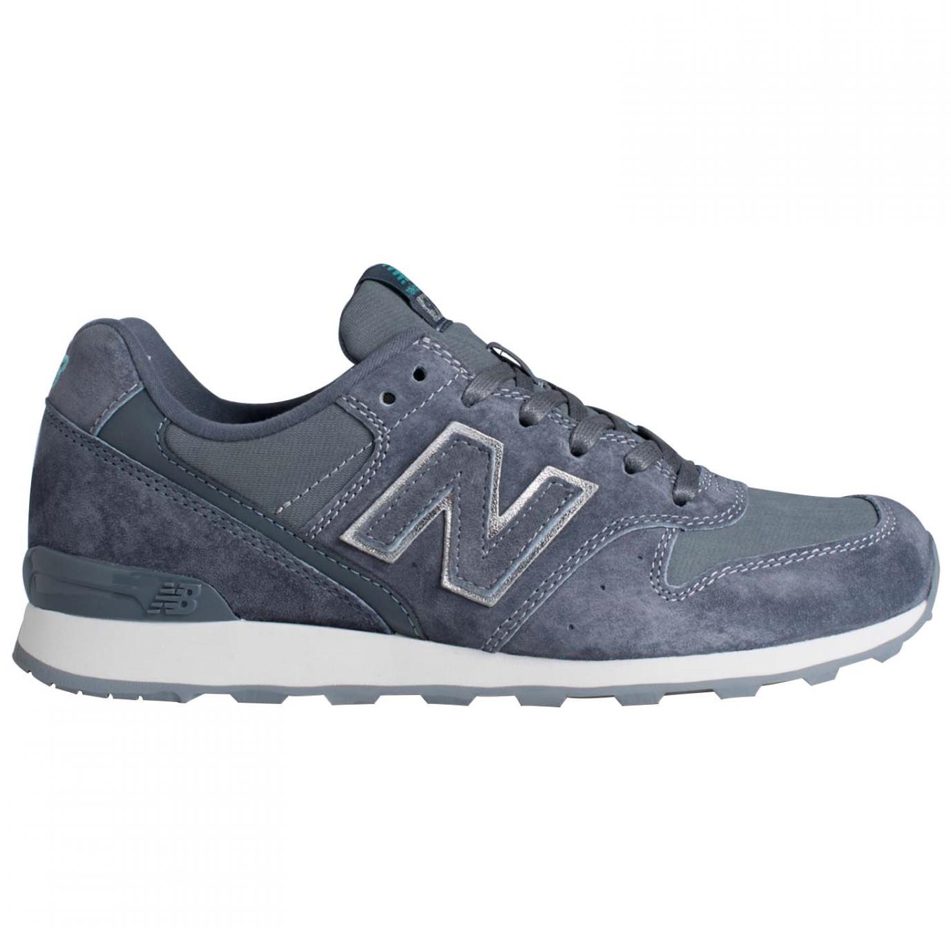 release date 8bbe5 95f8d New Balance WR996 Sneaker Damen Freizeitschuhe blau