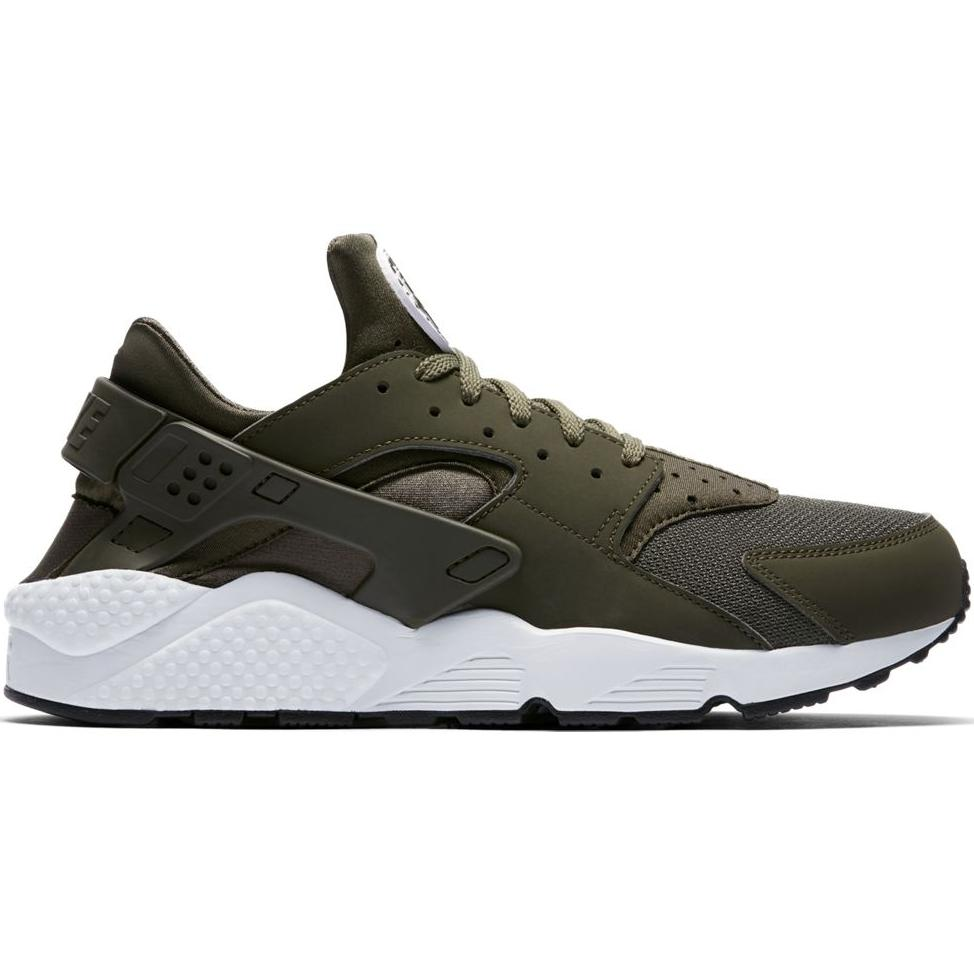nike air huarache sneaker herren schuhe khaki wei. Black Bedroom Furniture Sets. Home Design Ideas