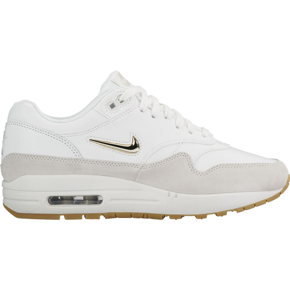 nike air max 1 premium sc sneaker damen schuhe wei gold. Black Bedroom Furniture Sets. Home Design Ideas