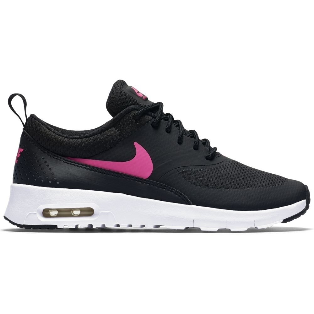 separation shoes 725f0 f769c Nike Air Max Thea GS Kinder Sneaker schwarz pink