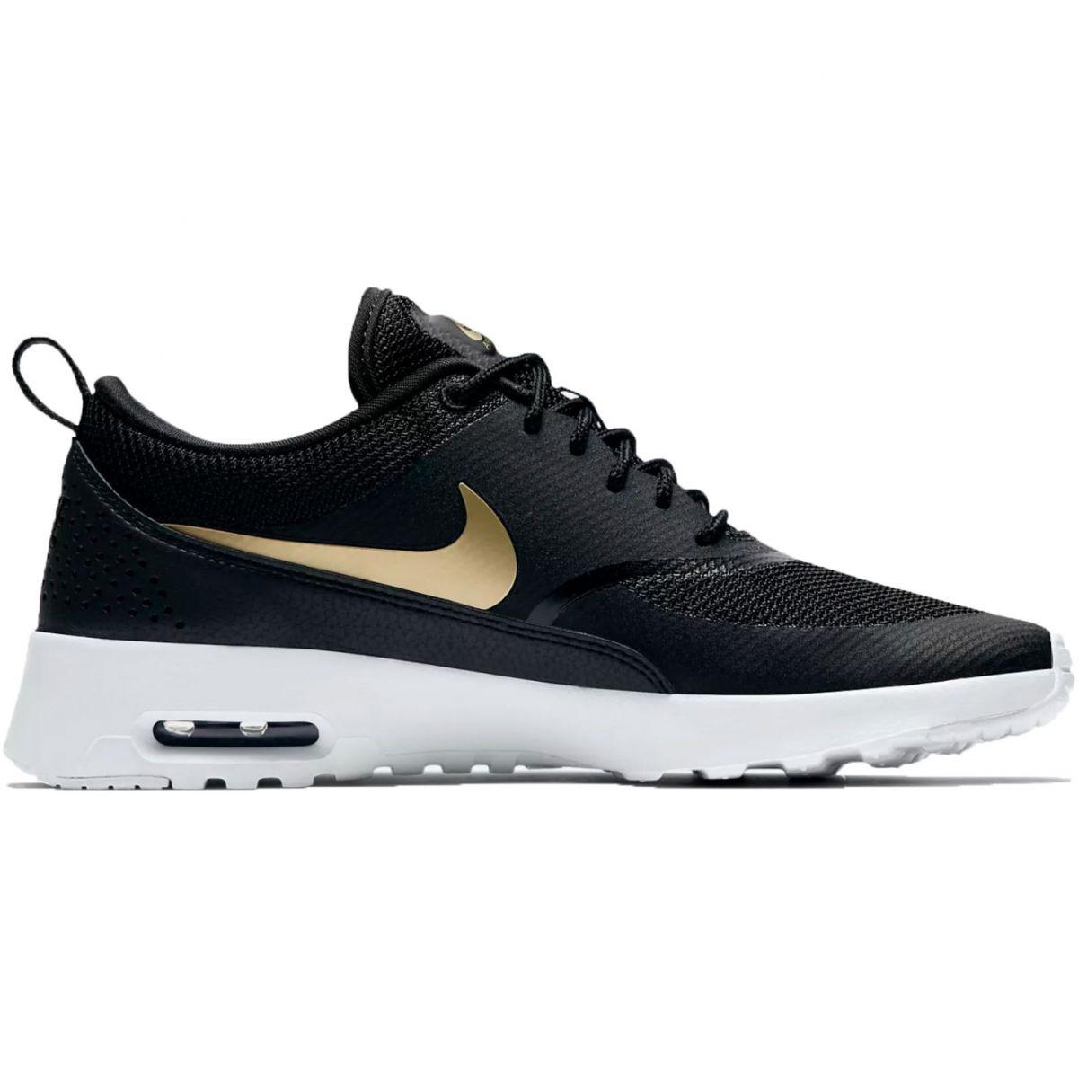 Nike Damen Sneaker Aj2010 002 schwarz schwarz