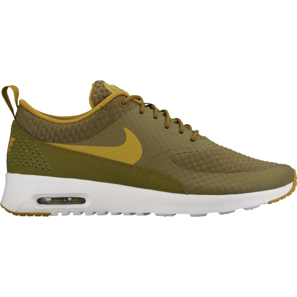 the latest 7d542 52f65 Nike Air Max Thea Textil Damen Sneaker olive
