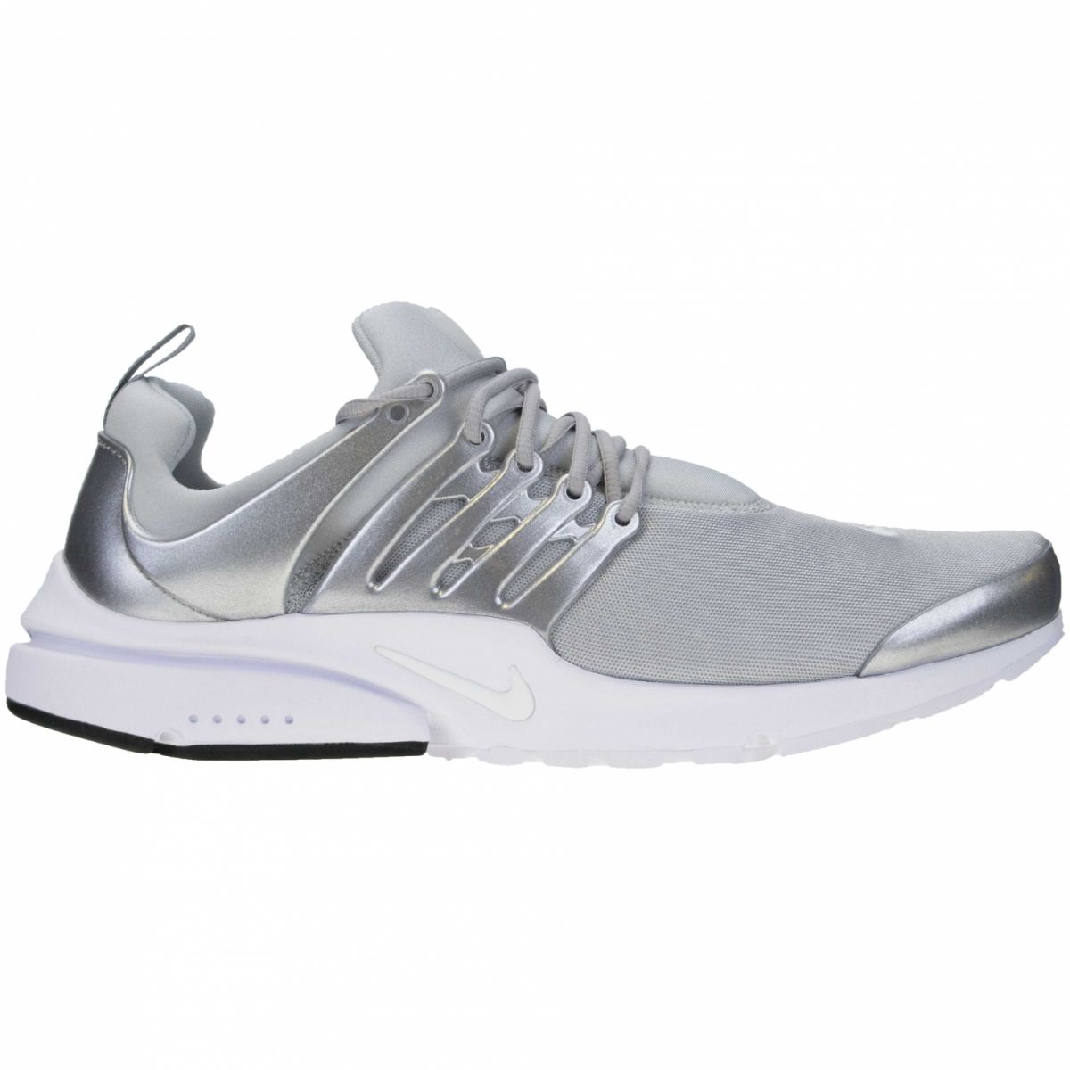 sports shoes f904b 59830 ... promo code for nike air presto premium sneaker herren schuhe silber  weiß 5d0cf 6f9ec