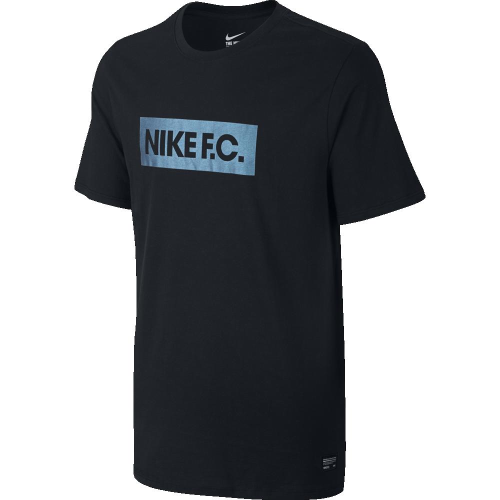 Nike F.C. Color Shift Block SchwarzSchwarz  TShirt