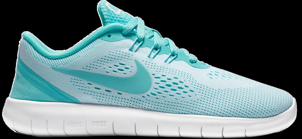 sale retailer 8e55f d3dd6 Nike Free Run GS Running Schuhe Kinder türkis