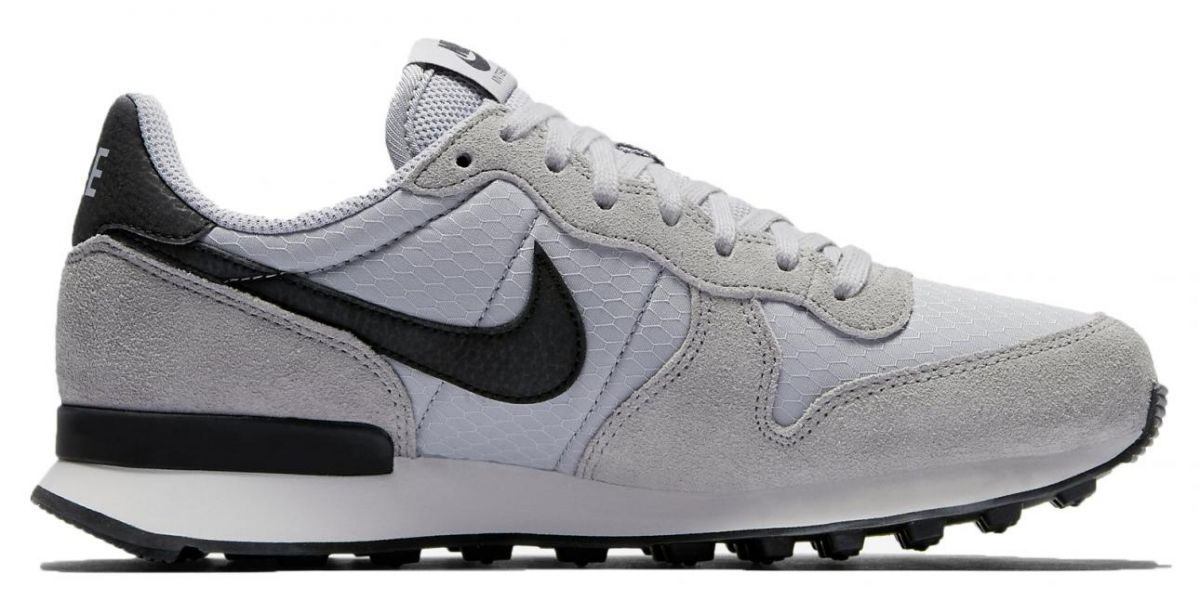 nike internationalist sneaker damen schuhe grau schwarz 828407 008 sport klingenmaier. Black Bedroom Furniture Sets. Home Design Ideas