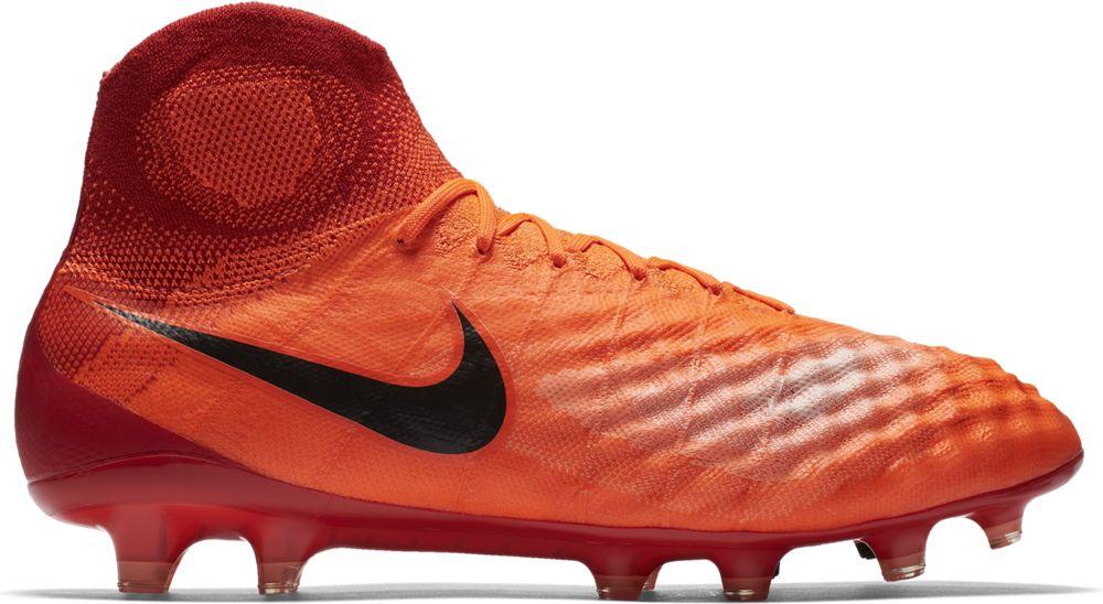 Nike Magista Obra II FG Herren Fußballschuhe Nocken rot