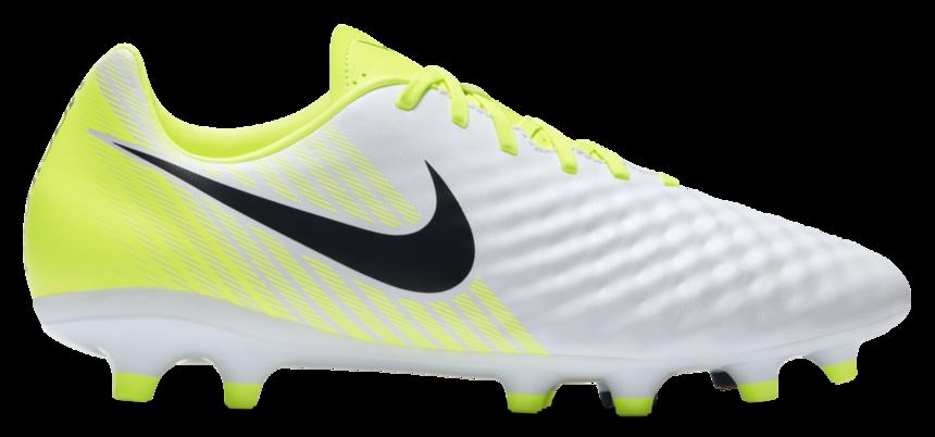 46406c36d6df Nike Magista Onda II FG Herren Fußballschuhe Nocken weiß gelb ...