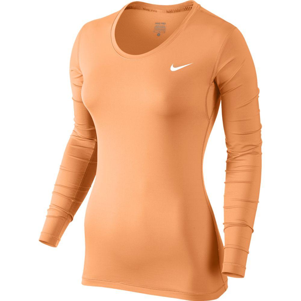 damen fitness shirt lang nike
