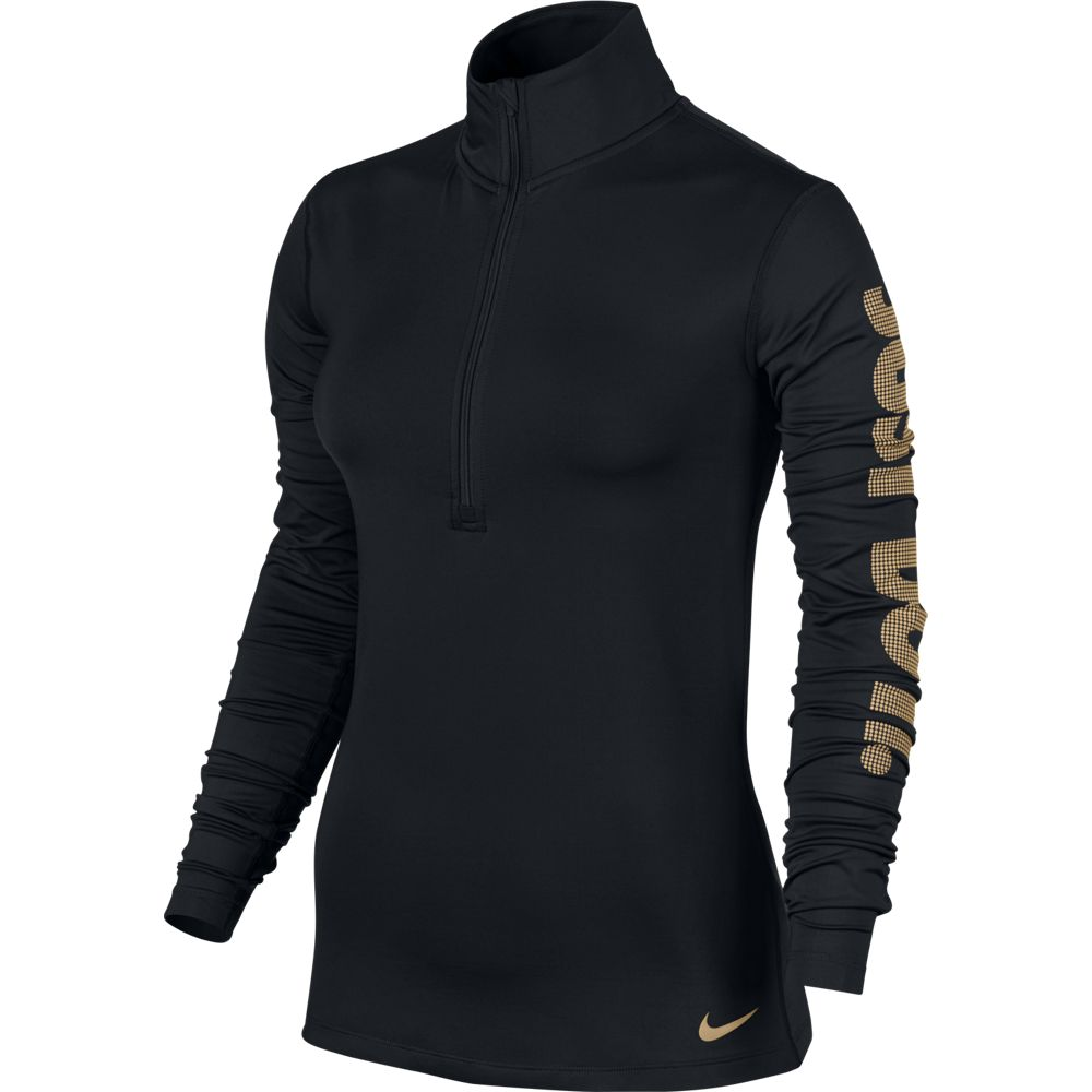 sport klingenmaier nike pro warm top damen. Black Bedroom Furniture Sets. Home Design Ideas