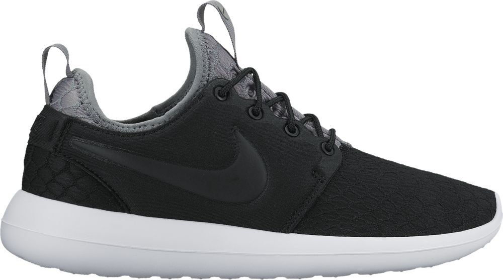 nike roshe two se sneaker damen schuhe schwarz grau. Black Bedroom Furniture Sets. Home Design Ideas