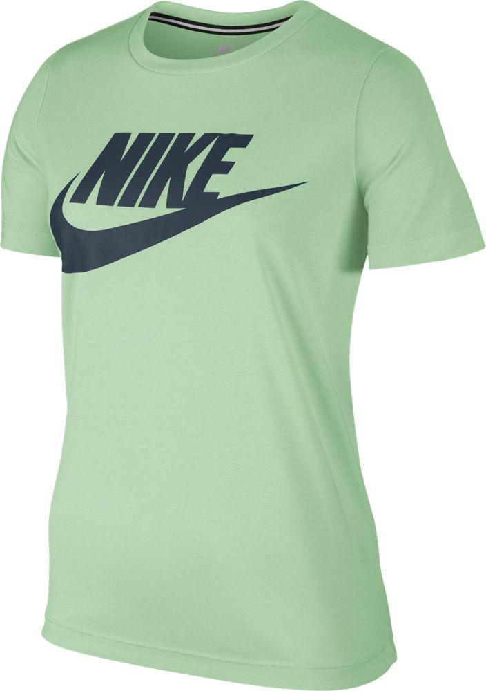 nike sportswear essential damen t shirt mint 829747 343 sport klingenmaier. Black Bedroom Furniture Sets. Home Design Ideas