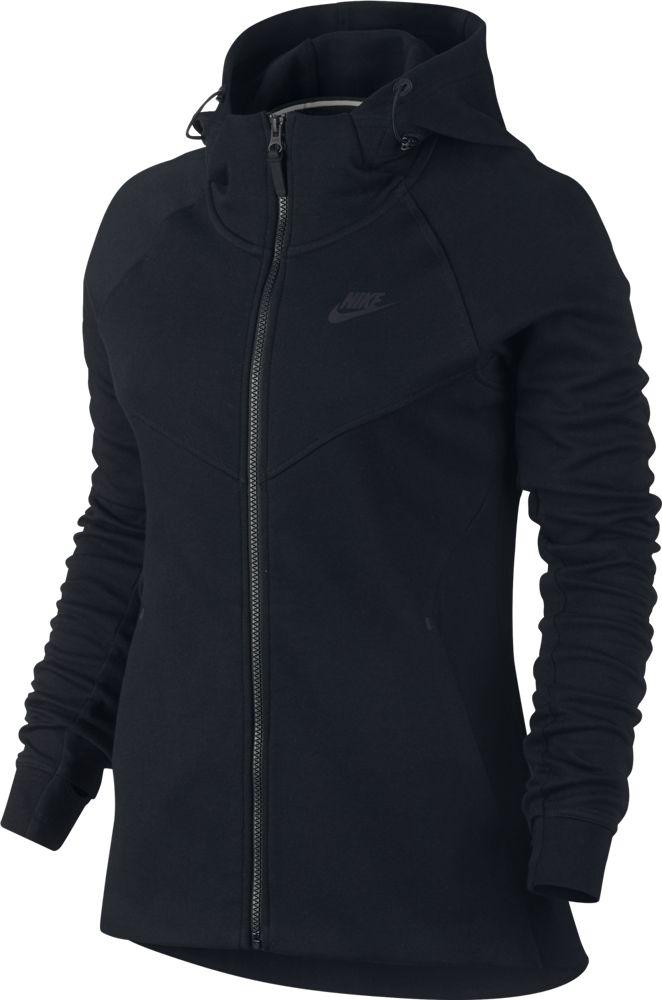sport klingenmaier nike tech fleece hoodie damen. Black Bedroom Furniture Sets. Home Design Ideas