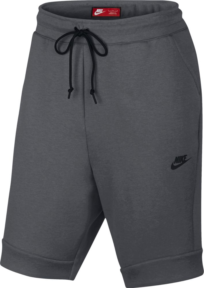 nike tech fleece short herren hose grau 805160 091. Black Bedroom Furniture Sets. Home Design Ideas