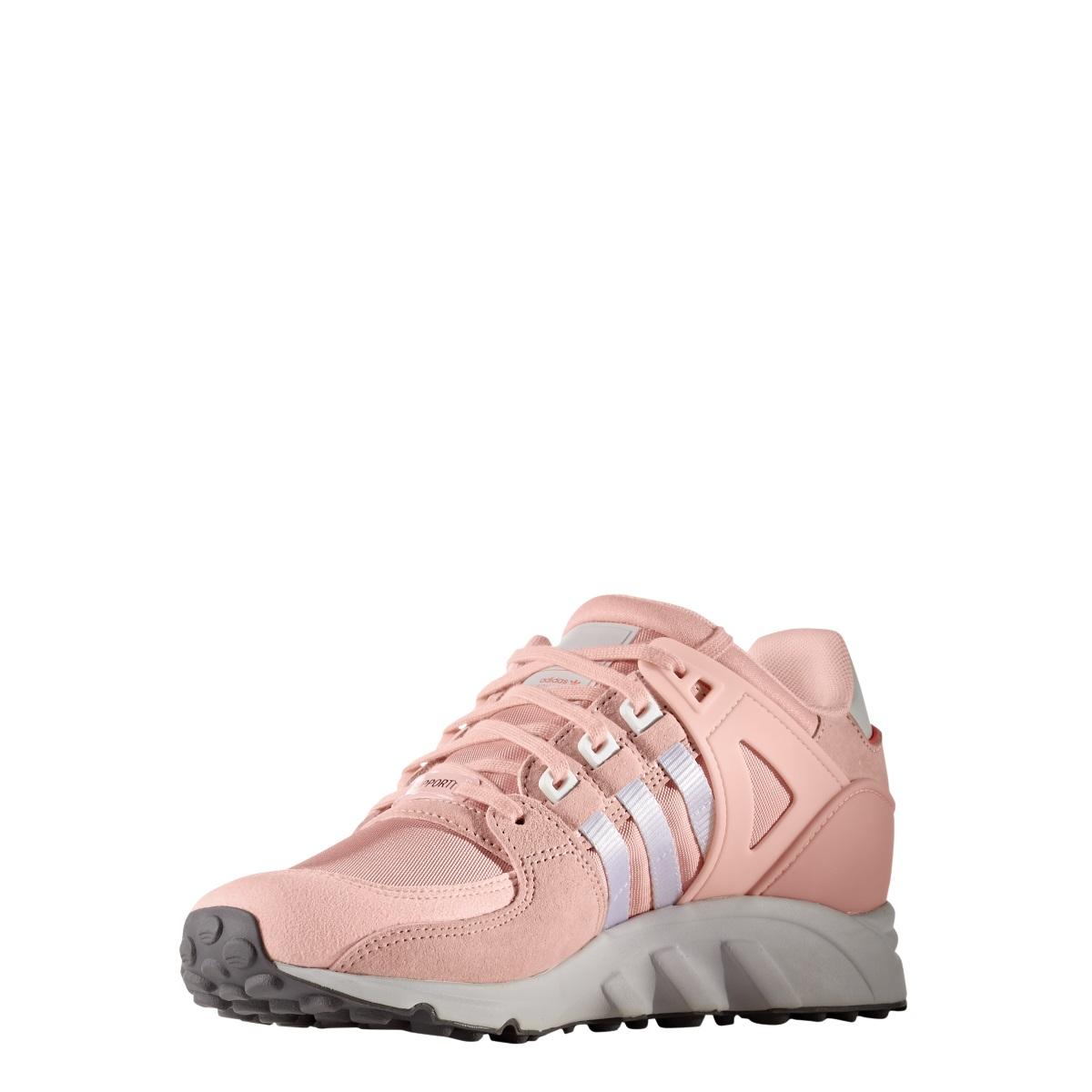 adidas originals eqt support rf sneaker damen schuhe coral. Black Bedroom Furniture Sets. Home Design Ideas