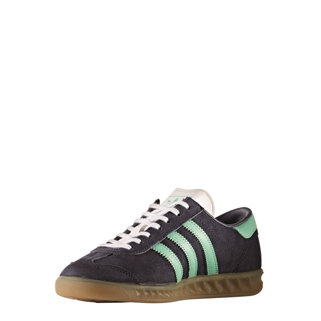 adidas originals hamburg sneaker damen schuhe dunkelgrau mint bb5112 sport klingenmaier. Black Bedroom Furniture Sets. Home Design Ideas