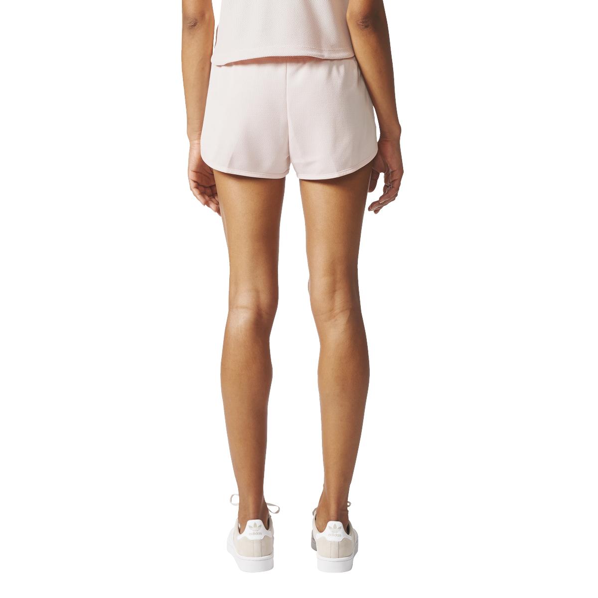 adidas originals reguklar shorts damen hose pink bp9426 sport klingenmaier. Black Bedroom Furniture Sets. Home Design Ideas