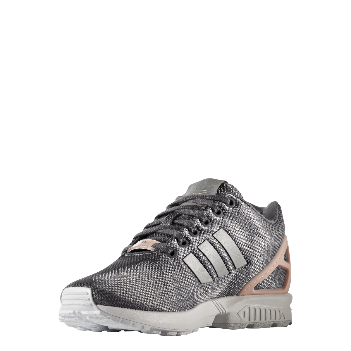 adidas originals zx flux damen grau