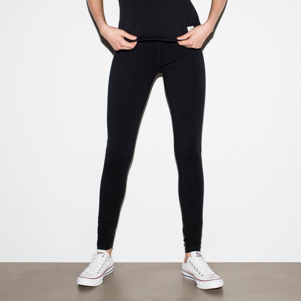 converse core wordmark legging damen schwarz 14643c a01 sport klingenmaier. Black Bedroom Furniture Sets. Home Design Ideas