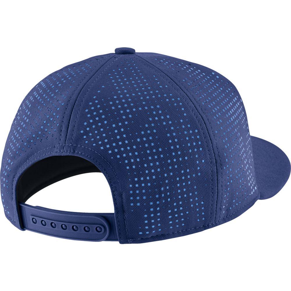 nike air hybrid true cap herren blau 739419 455 sport. Black Bedroom Furniture Sets. Home Design Ideas