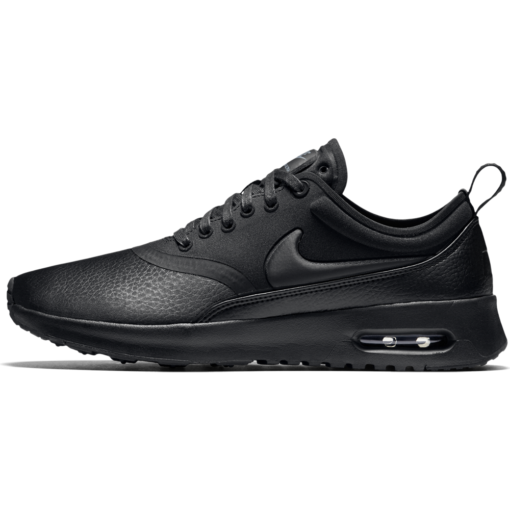 nike air max thea ultra premium sneaker damen schwarz. Black Bedroom Furniture Sets. Home Design Ideas