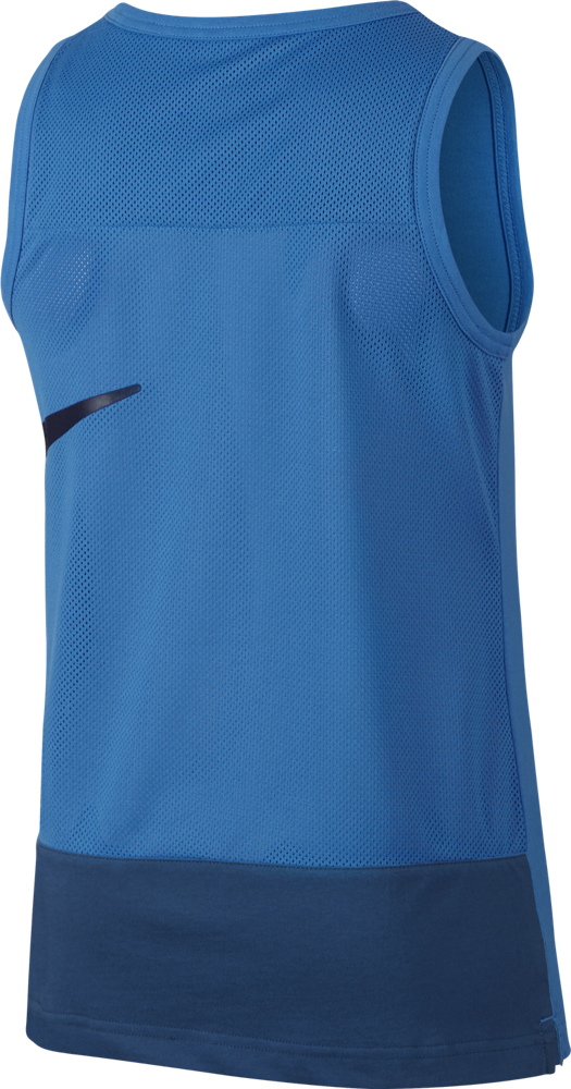 nike air tank top kinder blau 832626 435 sport klingenmaier. Black Bedroom Furniture Sets. Home Design Ideas