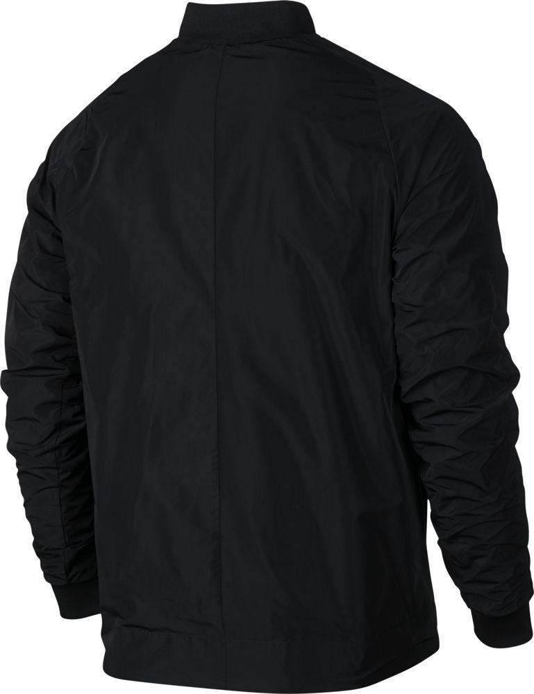 nike f c reversible jacket herren jacke schwarz 834295. Black Bedroom Furniture Sets. Home Design Ideas