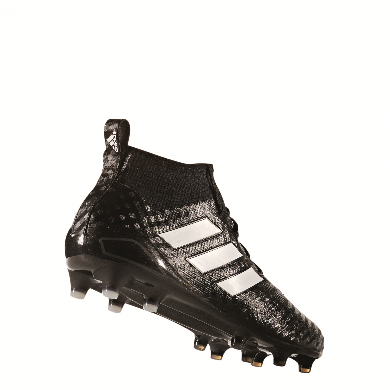 save off 645dd ff06d adidas ACE 17.1 Primeknit FG Herren Fußballschuhe Nocken schwarzweiß. 1  2 3 ...