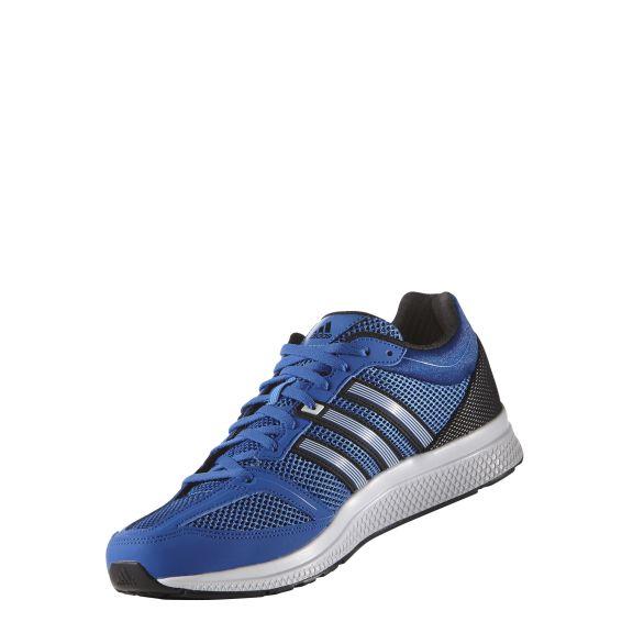 adidas mana racer bounce herren laufschuhe running blau. Black Bedroom Furniture Sets. Home Design Ideas