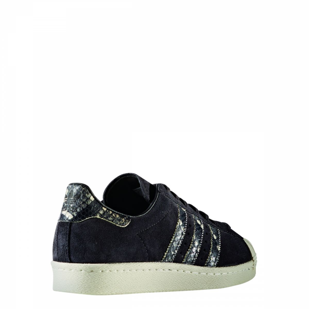 adidas originals superstar 80s w damen sneaker anthrazit. Black Bedroom Furniture Sets. Home Design Ideas