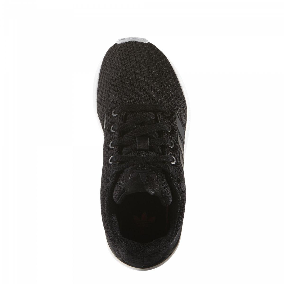 adidas originals zx flux sneaker kinder schuhe schwarz. Black Bedroom Furniture Sets. Home Design Ideas