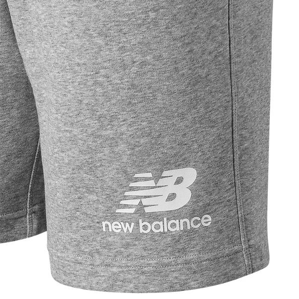 2dcf2bd4 New Balance Essentials Stacked Logo Short   691190-60 121   Sport ...