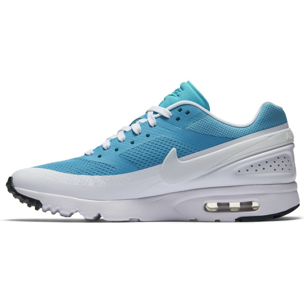 nike air max bw ultra w damen sneaker wei blau 819638. Black Bedroom Furniture Sets. Home Design Ideas