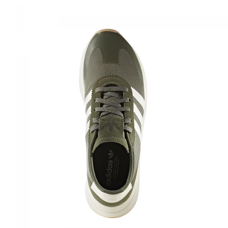 Damen Sneaker Schuhe 75xff6g By9303 Adidas Oliv Flb Flashback Originals fEHqqv