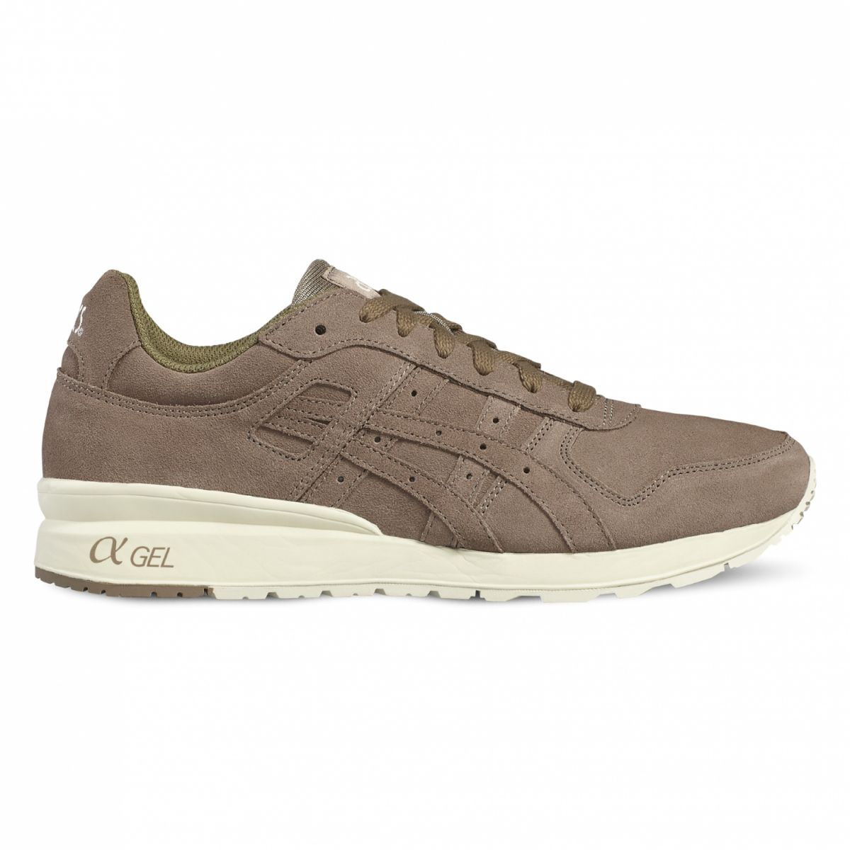 asics tiger gt ii sneaker herren schuhe beige h7a2l 1212 sport klingenmaier. Black Bedroom Furniture Sets. Home Design Ideas