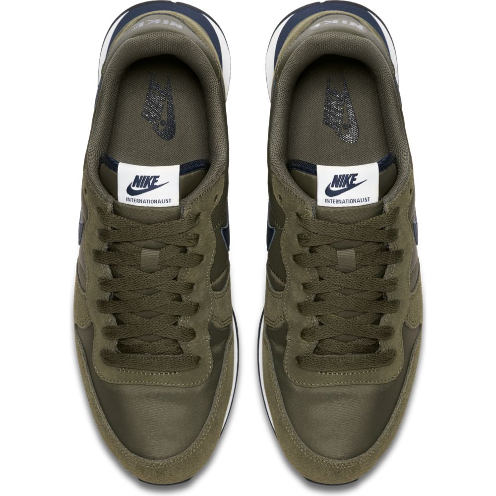 sport klingenmaier nike internationalist sneaker herren schuhe olive online kaufen. Black Bedroom Furniture Sets. Home Design Ideas