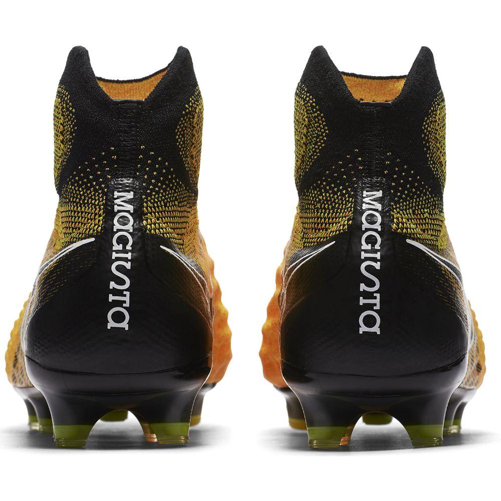 online store 33a6b 79413 Nike Magista Obra II FG Herren Fußballschuhe Nocken orange schwarz. 1 · 2 ·  3 · 4 · 5 · 6 · 7